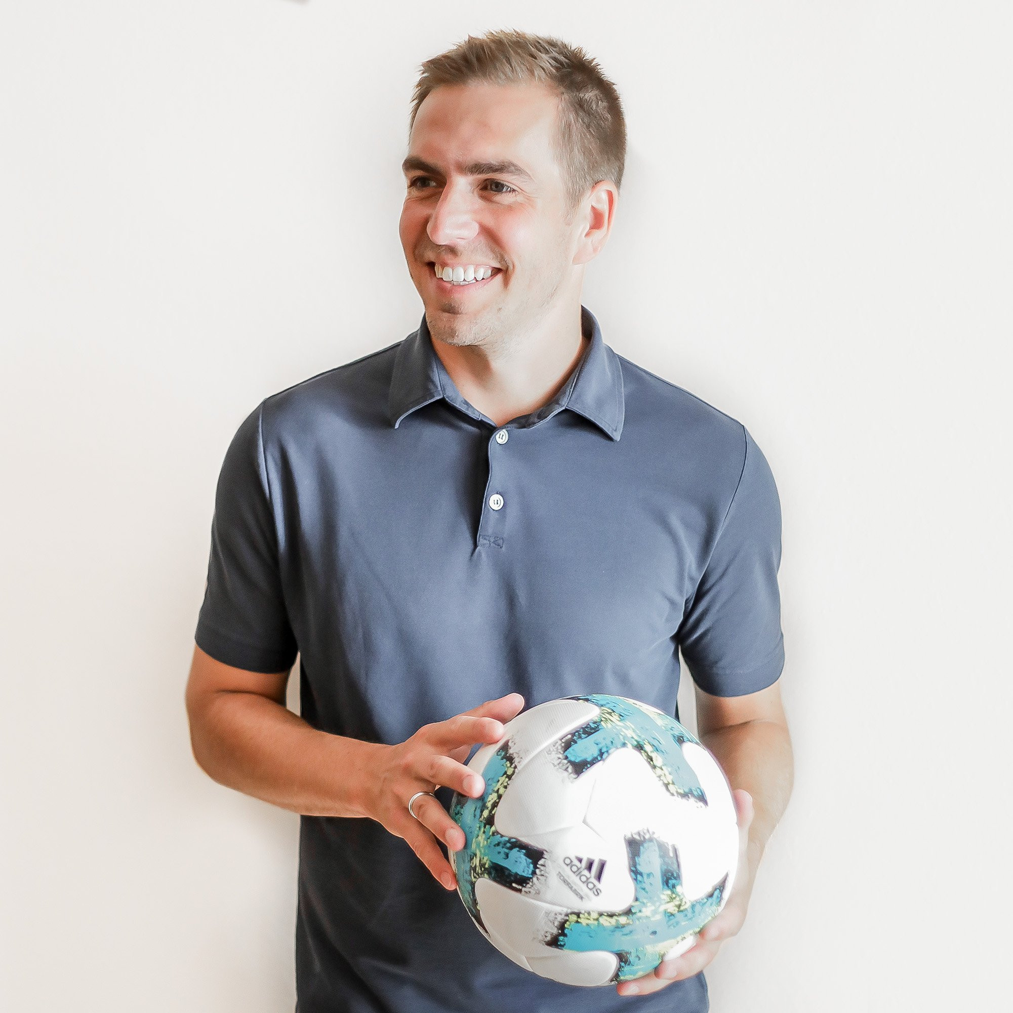 Former German footballer, Philipp Lahm is an ambassador for the bid and will lead the Organising Committee if they are successful ©Philipp Lahm/Twitter