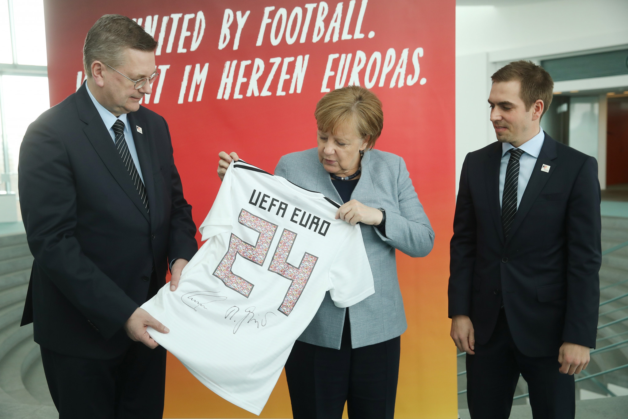 Commercial partnerships of DFB praised by Germany's bid for Euro 2024