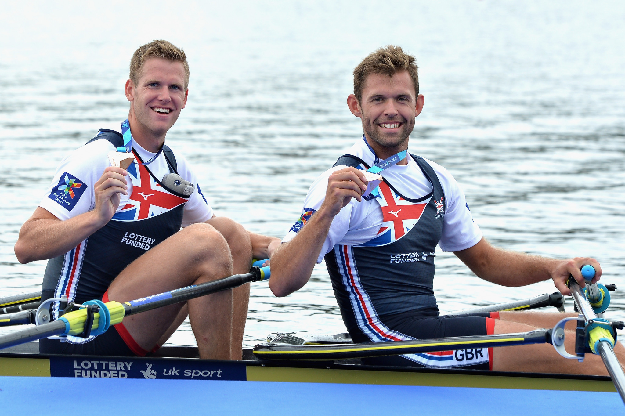 British Rowing is responsible for the training and selection of athletes to represent Great Britain at international championships ©Getty Images