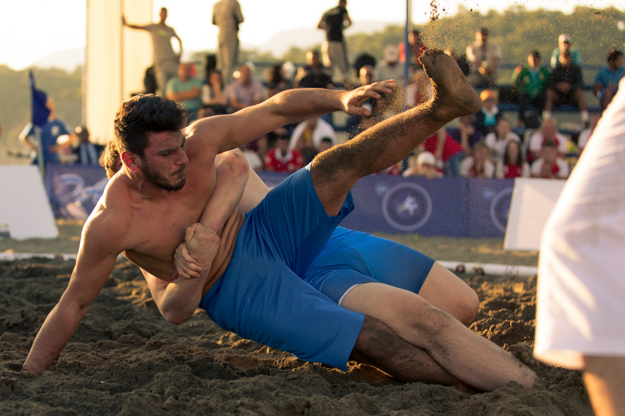 UWW launch Beach Wrestling World Series to promote inclusion of discipline at multi-sport events