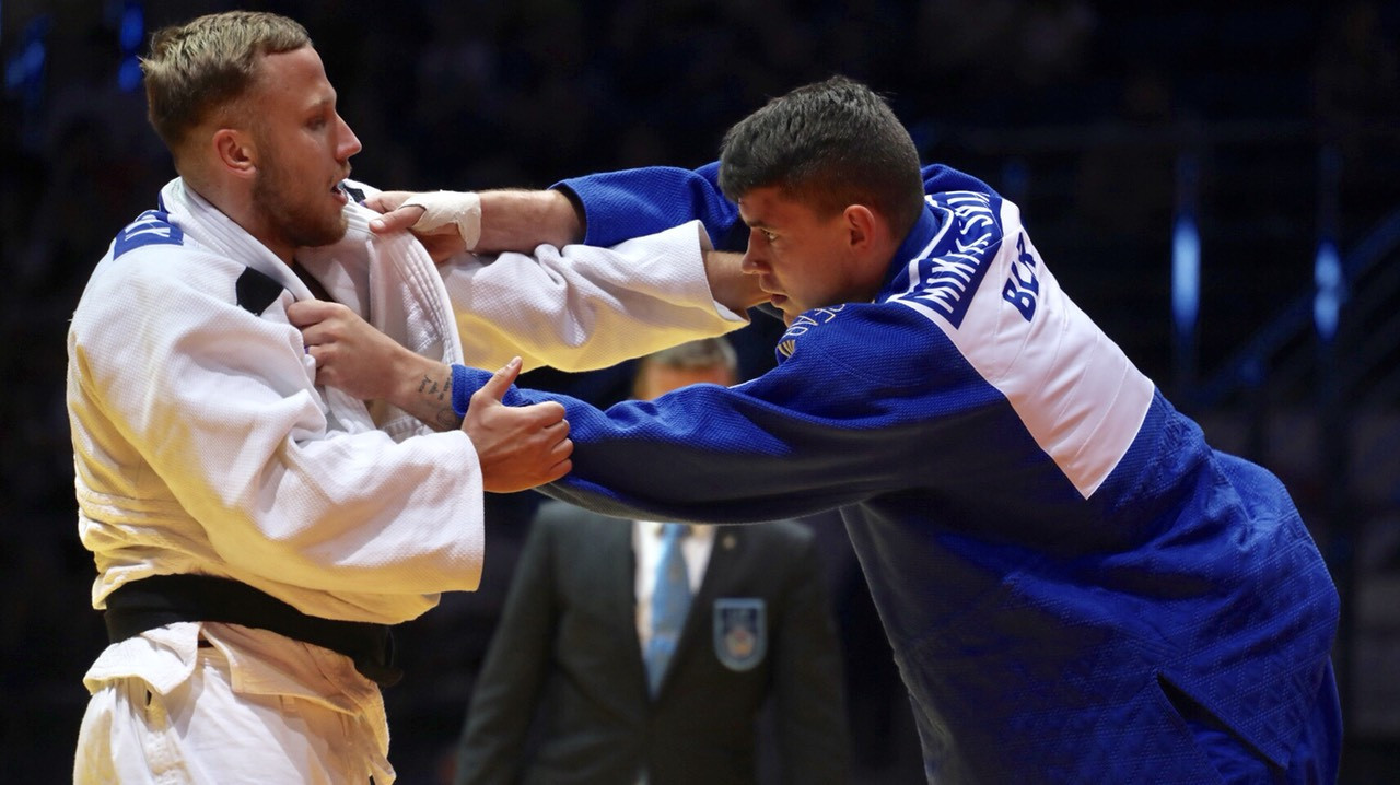 Minsk 2019 hold judo test event for European Games
