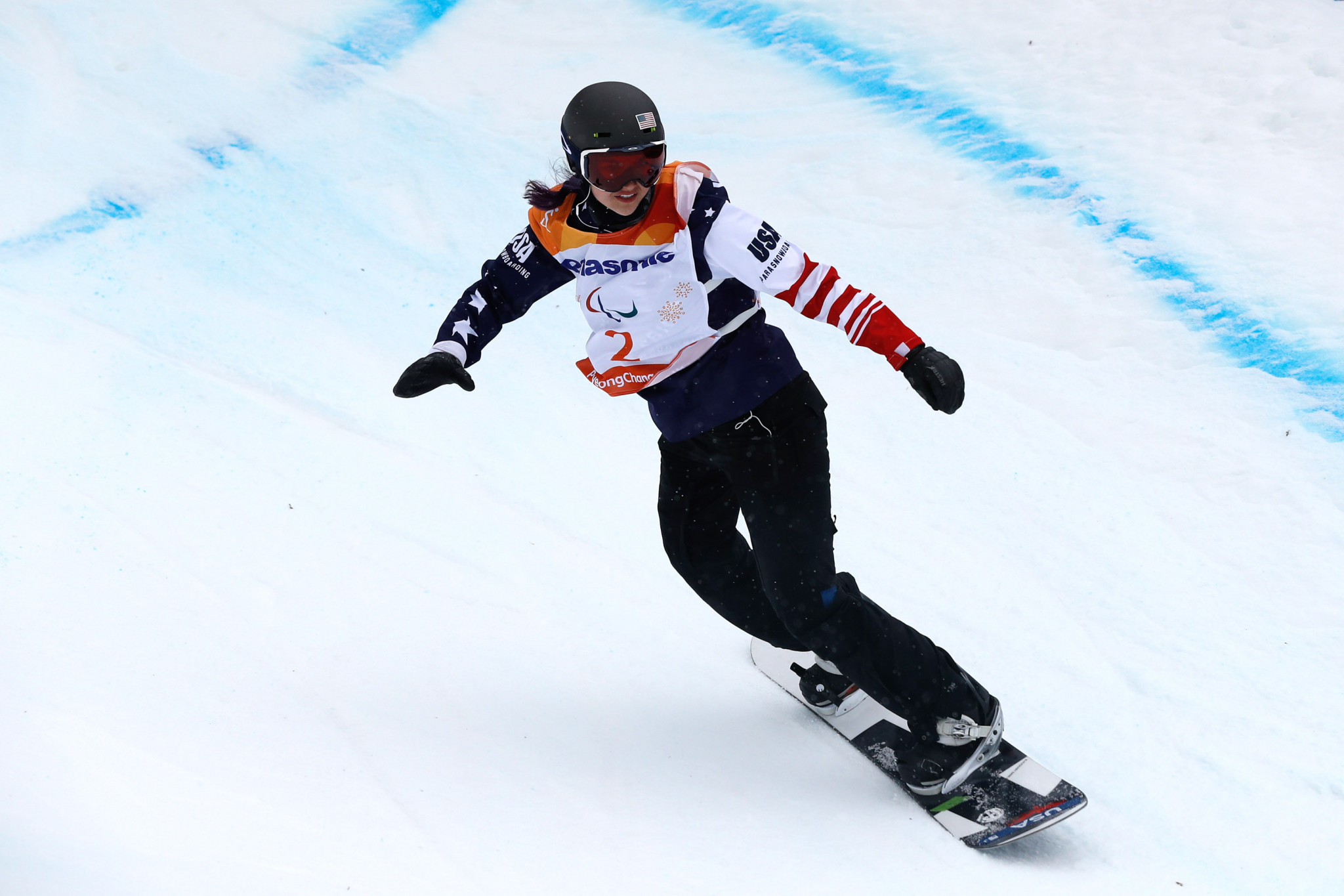 US Paralympics announce three gold medallists in snowboarding team