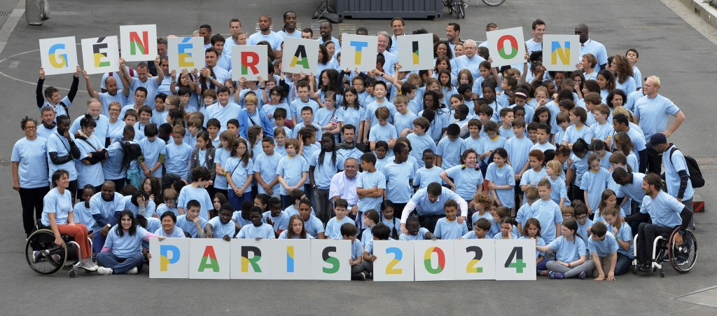 New legal structure for Paris 2024 puts sport in majority
