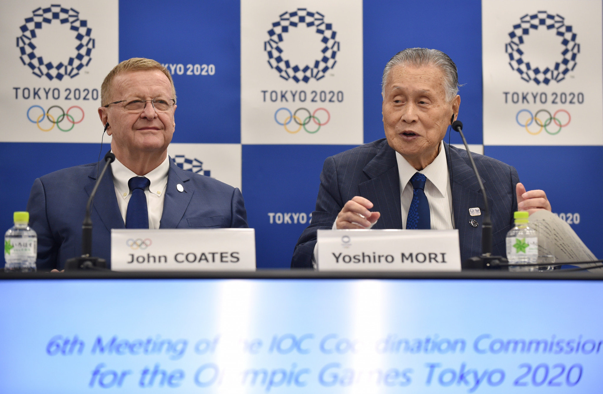 okyo 2020 President Yoshiro Mori has claimed the Olympic Torch Relay, due to start in Fukushima on March 26 in 2020, will get