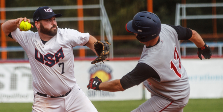 Favourites New Zealand start strongly at WBSC Intercontinental Cup