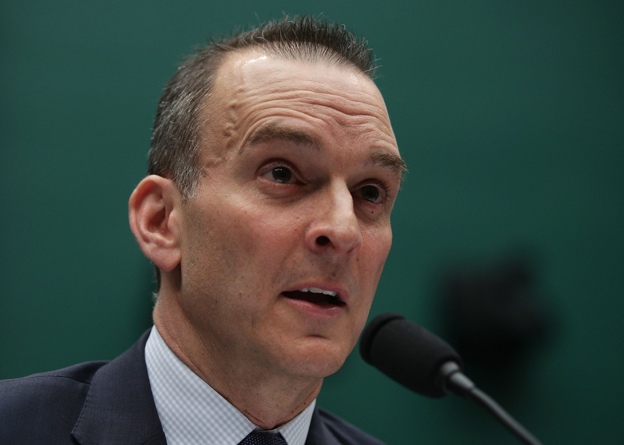 Travis Tygart took aim at Thomas Bach ©Getty Images