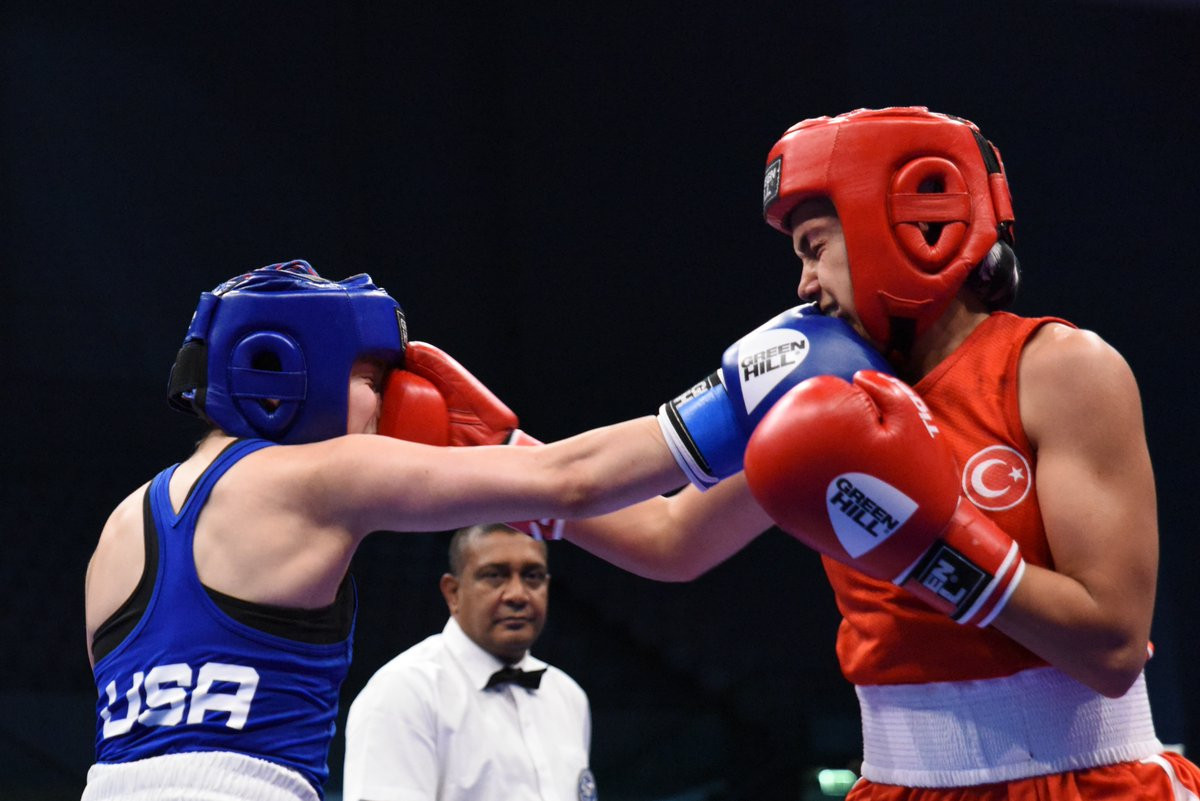 Garcia gains revenge to reach AIBA Youth World Championships final in Budapest