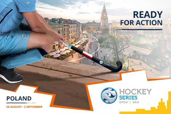 The Hockey Series offers a path to Tokyo 2020 ©FIH