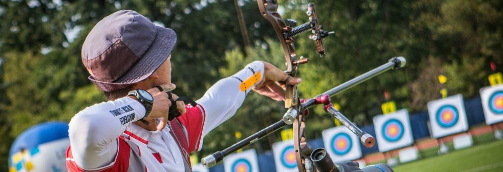 Turkish teenager Gazoz tops recurve qualifying at European Archery Championships