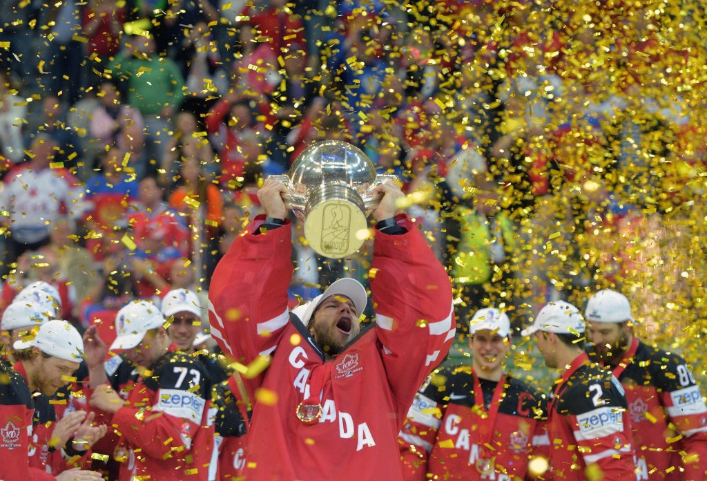 2015 IIHF Ice Hockey World Championship breaks 1 billion cumulative TV audience barrier
