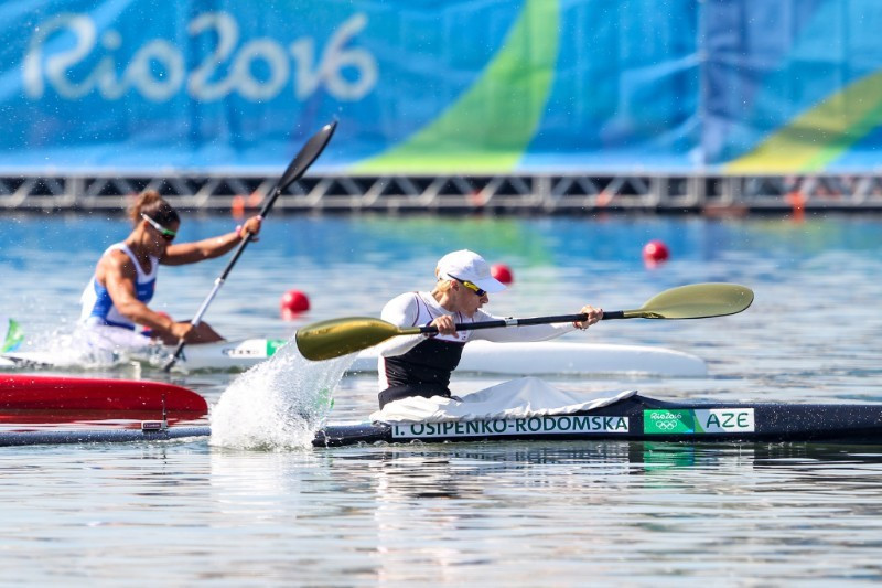 Olympic canoe sprint gold medallist given four-year ban after refusing to take drugs test