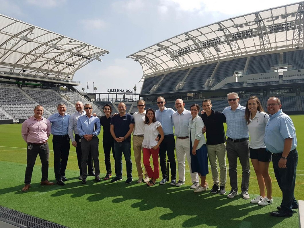 Los Angeles 2028 praised after IOC and IPC visit
