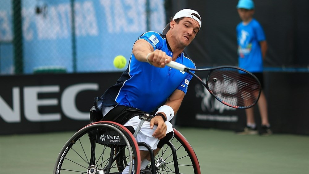 Fernandez wins massive showdown with Reid at US Open Wheelchair Championships