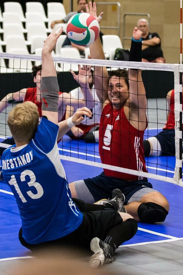 World ParaVolley is recognised by the International Paralympic Committee as the governing body of volleyball for persons with a physical impairment ©USA Volleyball/Twitter