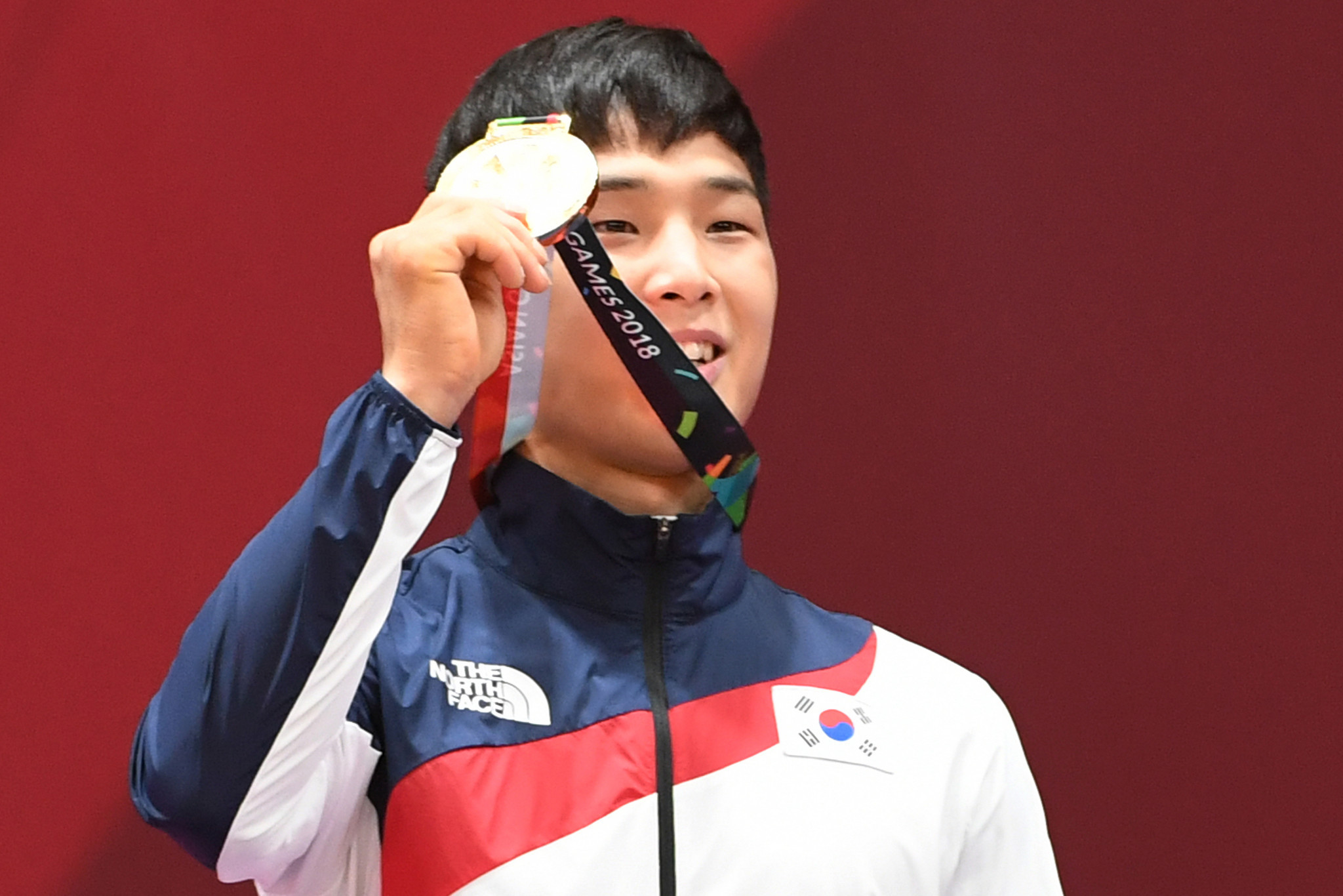 An Baul was one of two South Korean gold medallists on the opening day of judo action, coming out on top in the men's under-66 kilograms category ©Getty Images