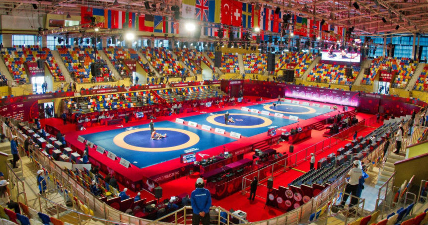 FloGrappling will live stream the World Grappling Championships ©FloSports
