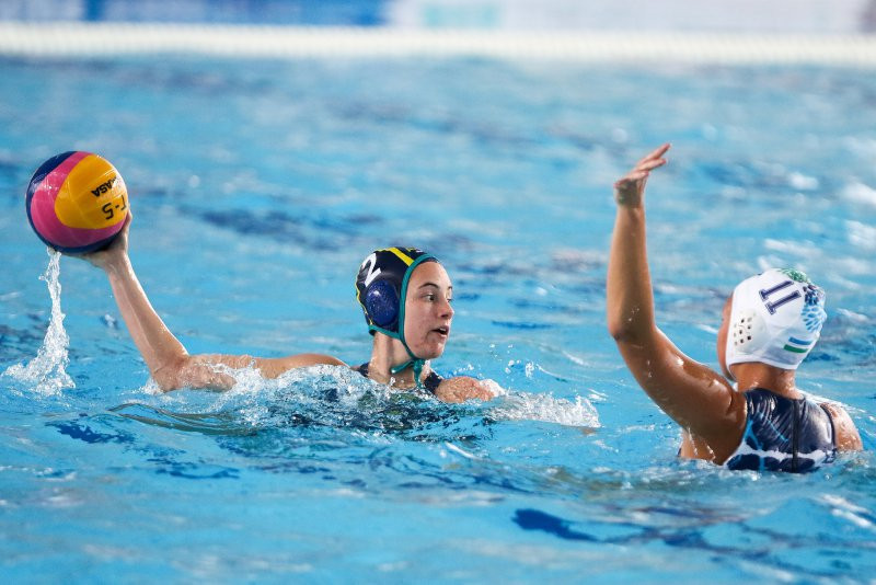 Netherlands beat defending champions Russia at World Women's Youth Water Polo Championships
