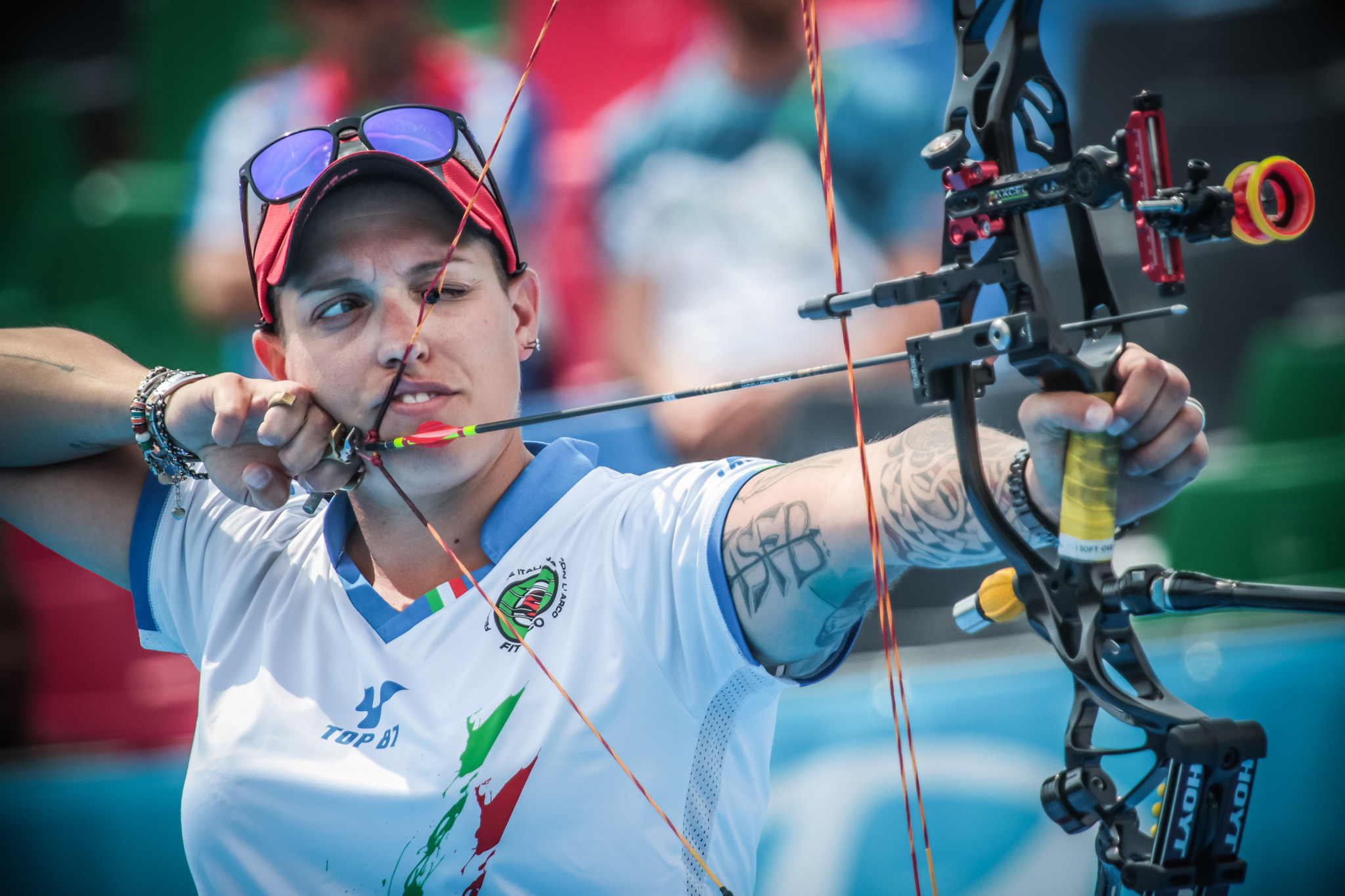 Italy in contention for three team titles at European Archery Championships