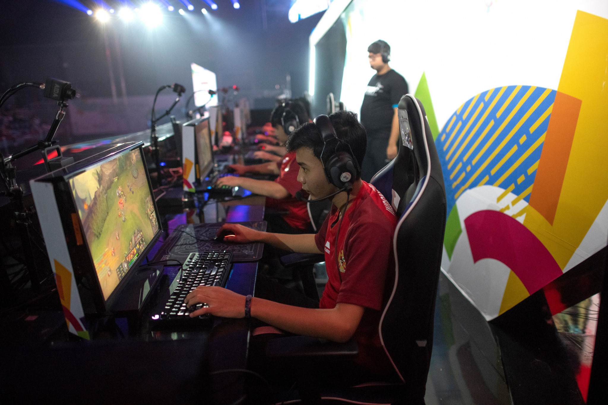 Asian Games to include esports on medal programme for first time at Hangzhou 2022