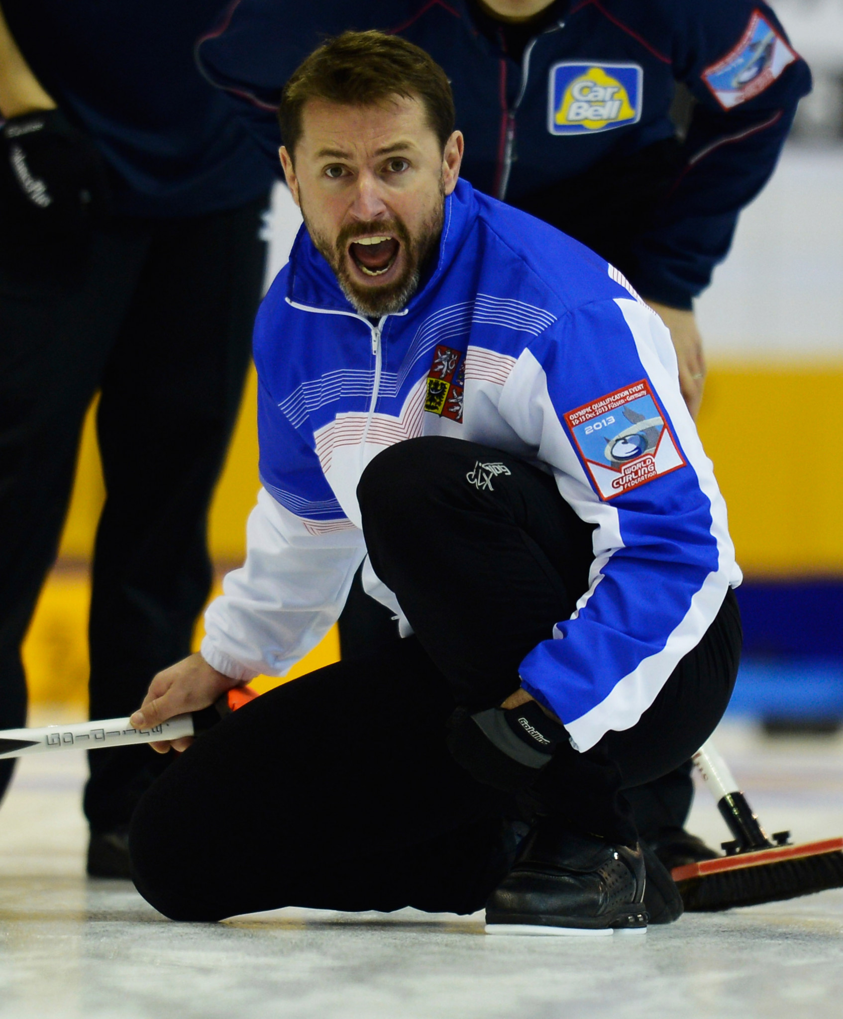 Czech Jiri Snitil believes his experience of professional curling will help him in his new role ©Getty Images