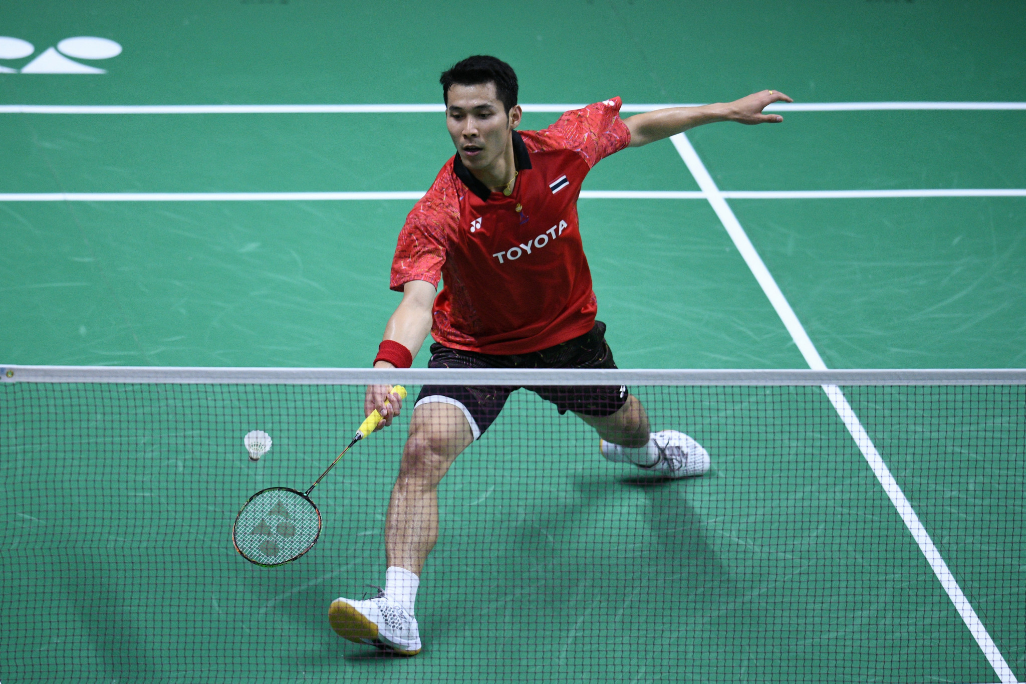 Top seed Avihingsanon reaches quarter-finals at BWF Spain Masters