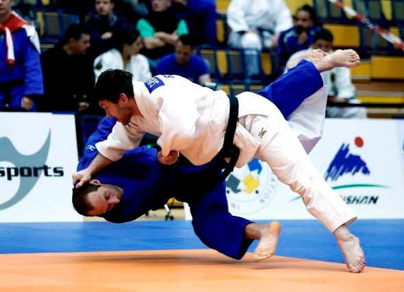 French journalist Diao signs off IJF Veteran World Championships with a silver medal