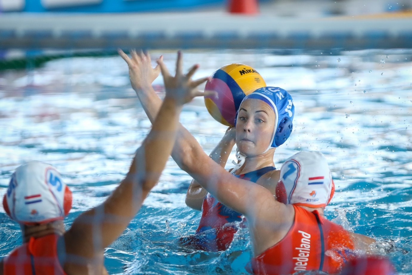 Russia thrash Kazakhstan to reach quarter-finals at World Women's Youth Water Polo Championships