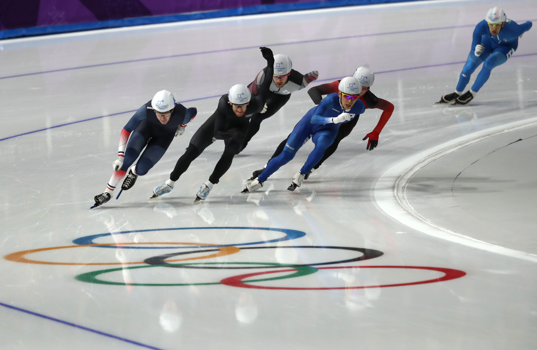The Gangneung Oval is one venue where no legacy plan exists ©Getty Images