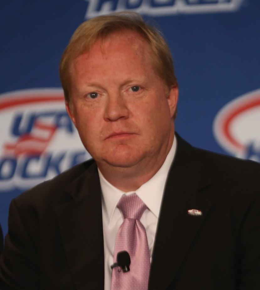 USA Hockey pay tribute to Johannson with benefit match