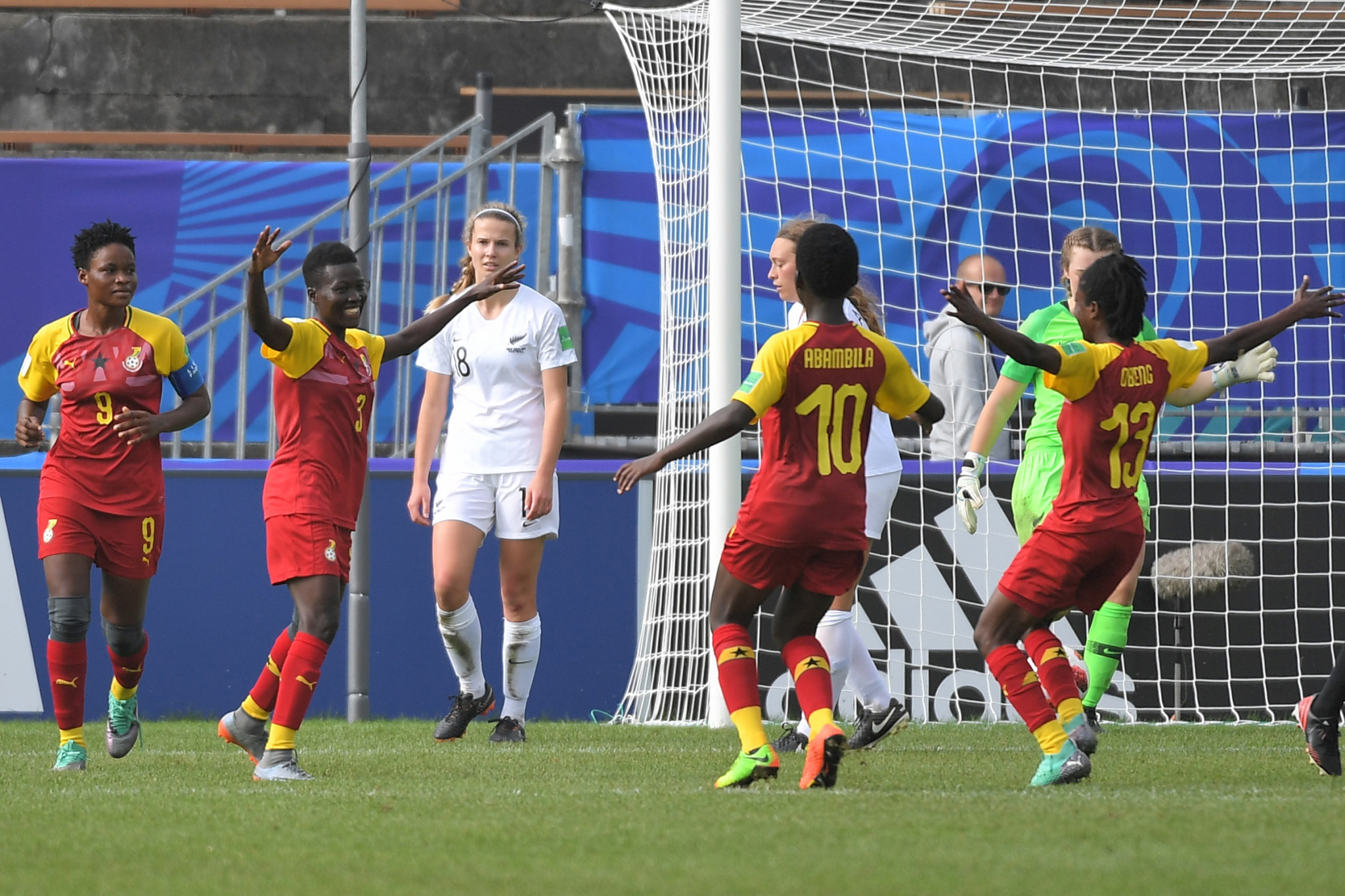 Reports emerged this week that Ghana had been stripped of the 2018 Women's Africa Cup of Nations ©Getty Images