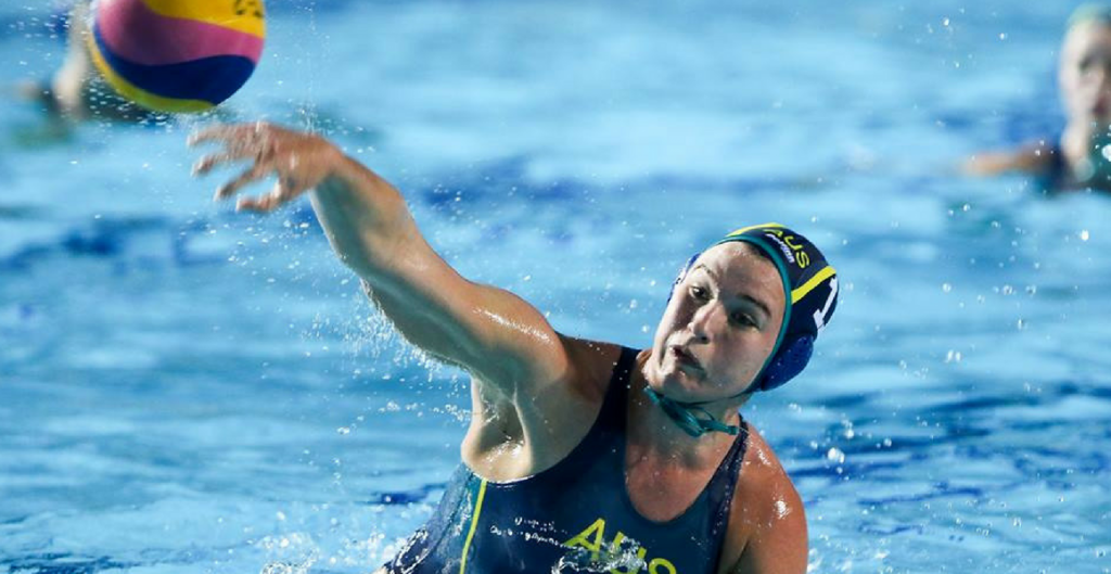 Australia overcame The Netherlands to set up a semi-final meeting with Italy ©Water Polo Australia