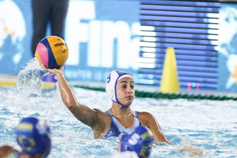 Greece beat defending champions Russia to reach semi-finals at World Women's Youth Water Polo Championships