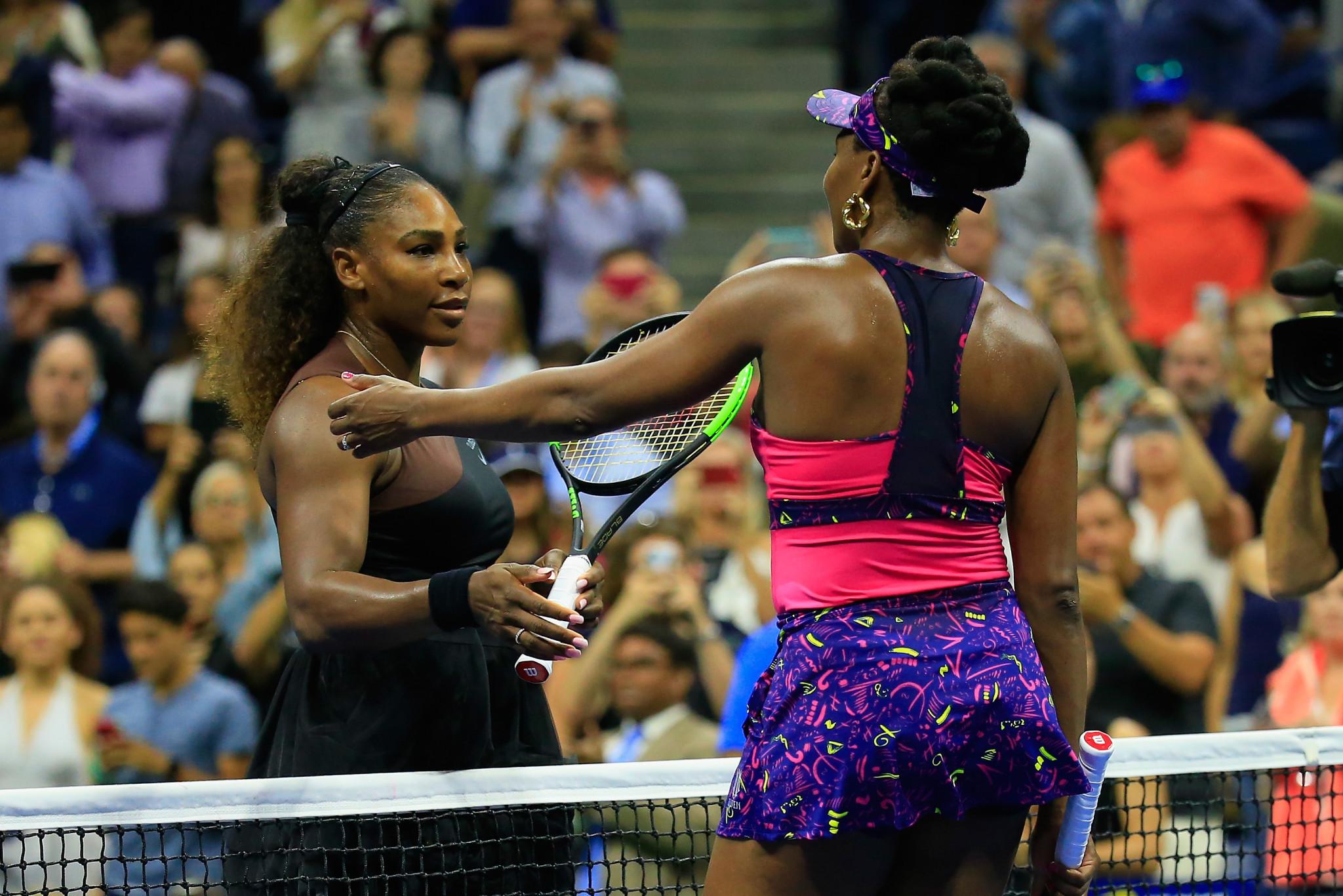 Serena beats sister Venus as Nadal wins thriller at US Open