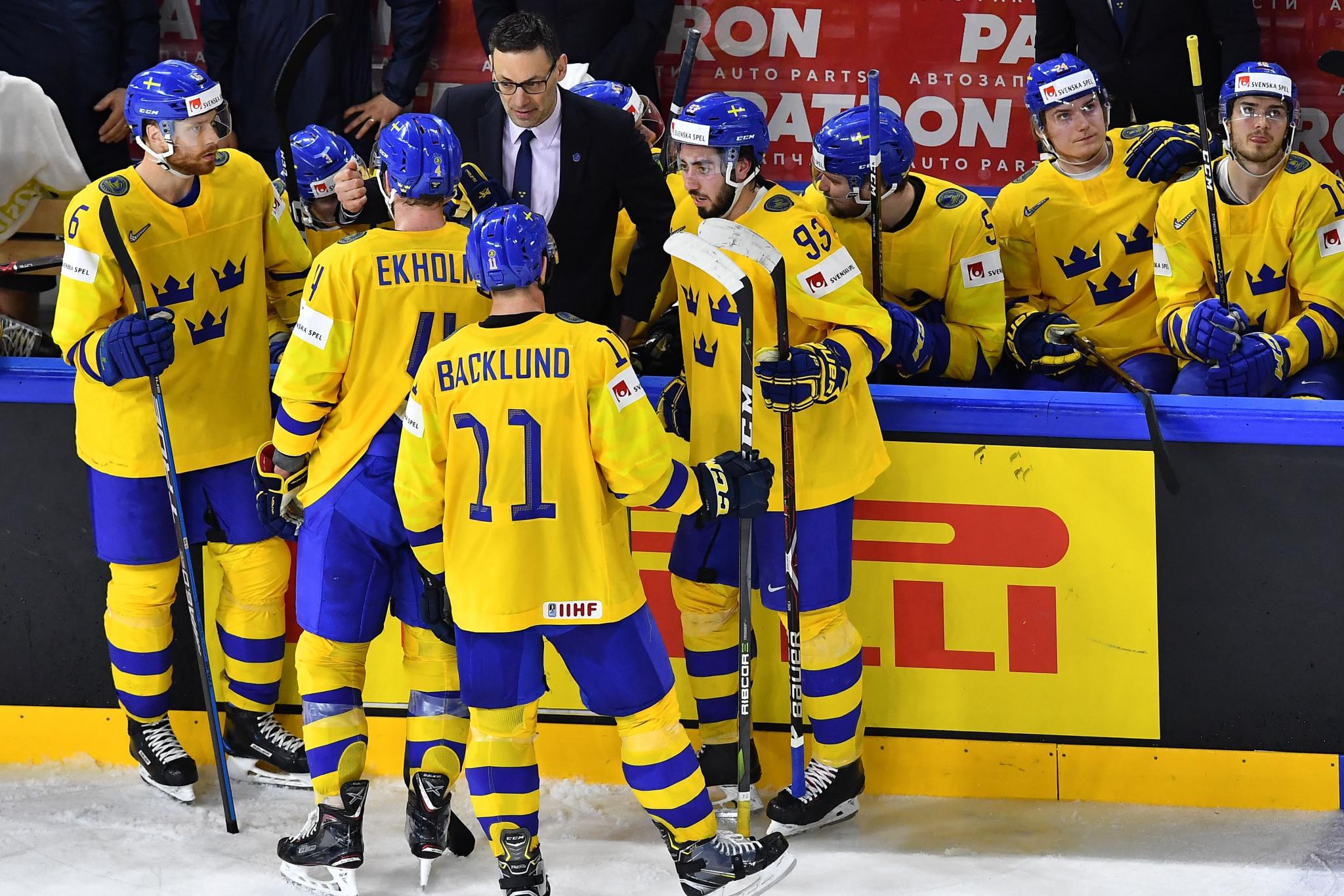 Grönborg to depart as Swedish ice hockey coach after 2019 World Championship