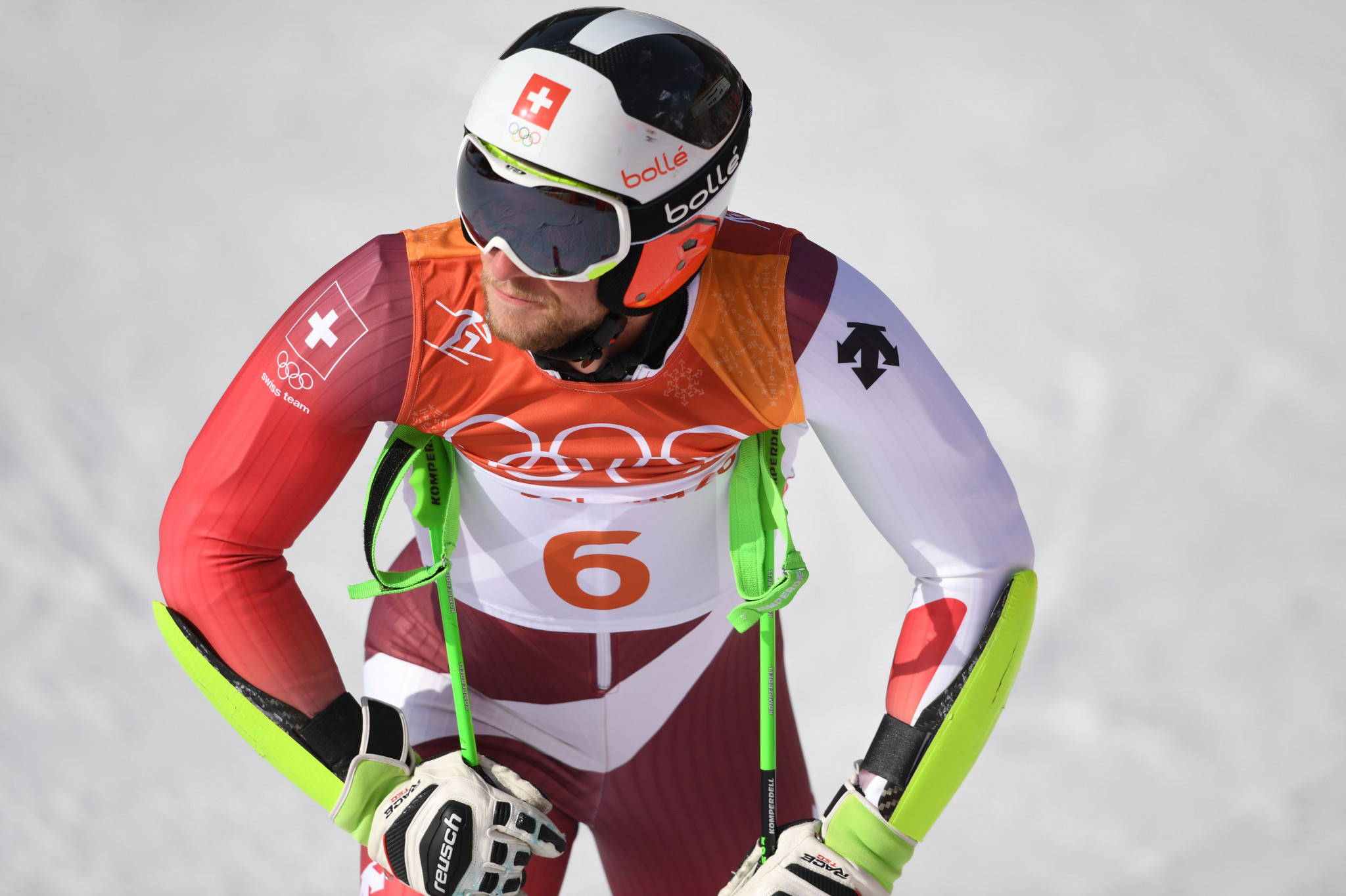 Murisier to miss entire Alpine skiing season after third serious knee injury of career
