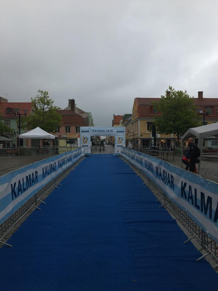 Kalmar in Sweden hosted the competition today ©FISU