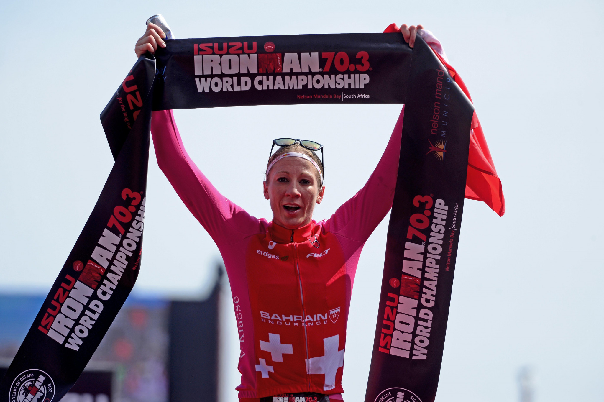 Ryf wins fourth Ironman 70.3 World Championship title in South Africa