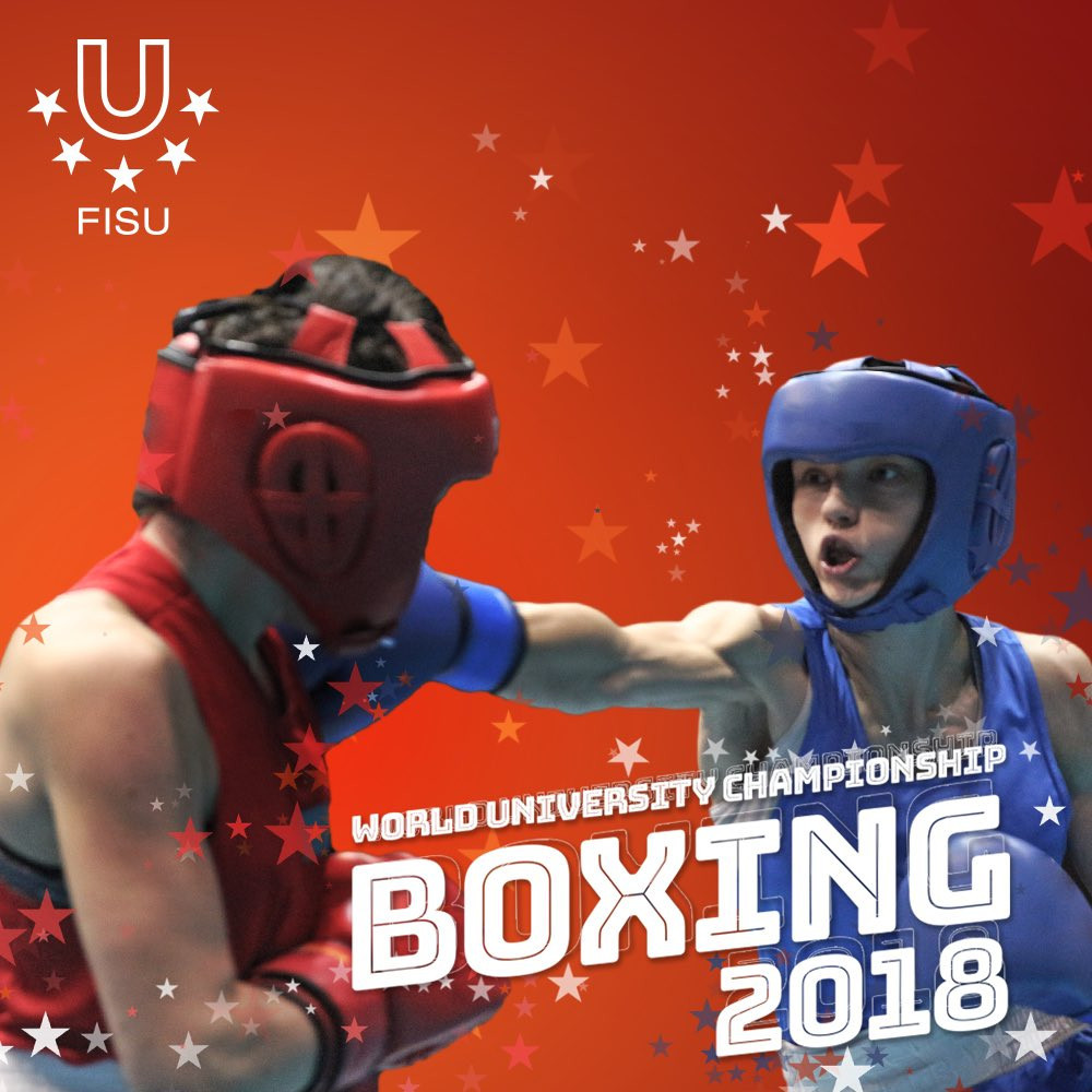 The World University Boxing Championships started with preliminary bouts ©FISU