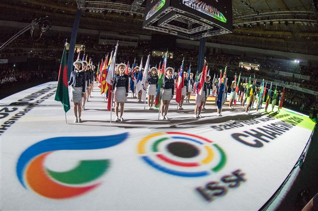 Opening Ceremony launches ISSF World Championships in Changwon