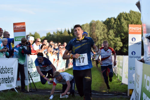 Alexandersson wins again as Sweden dominate pursuit events at Orienteering World Cup