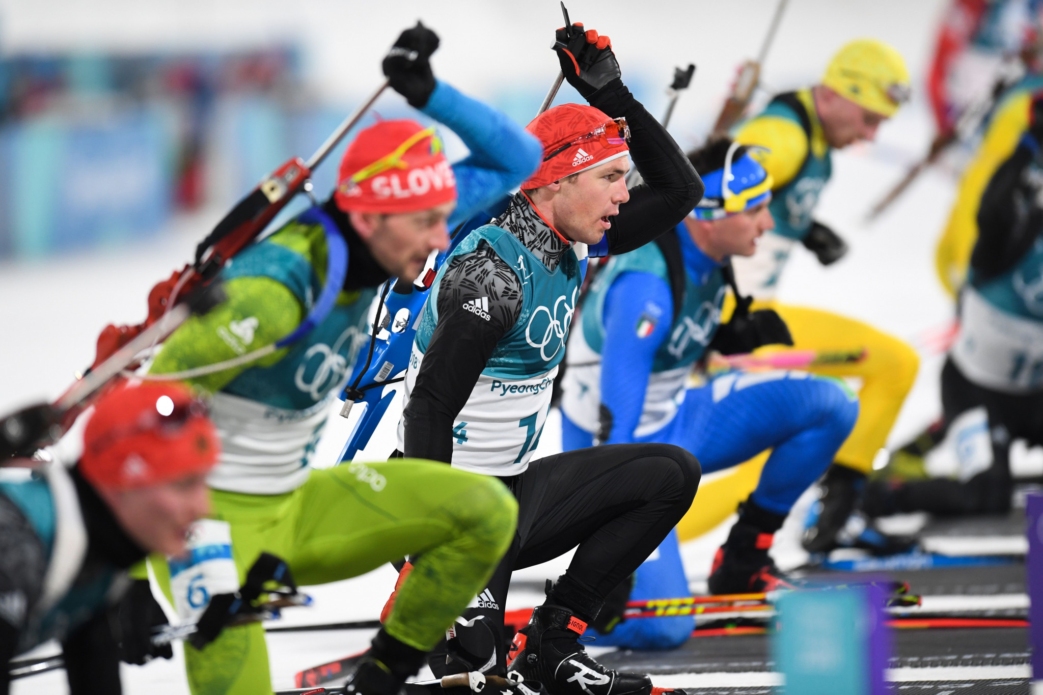 The sport of biathlon is at a pivotal crossroads ©Getty Images