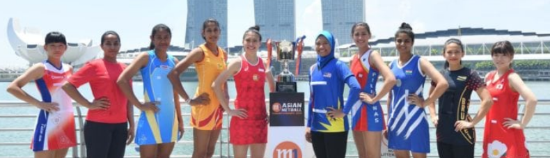 The Asian qualifier tournament began in Singapore ©INF