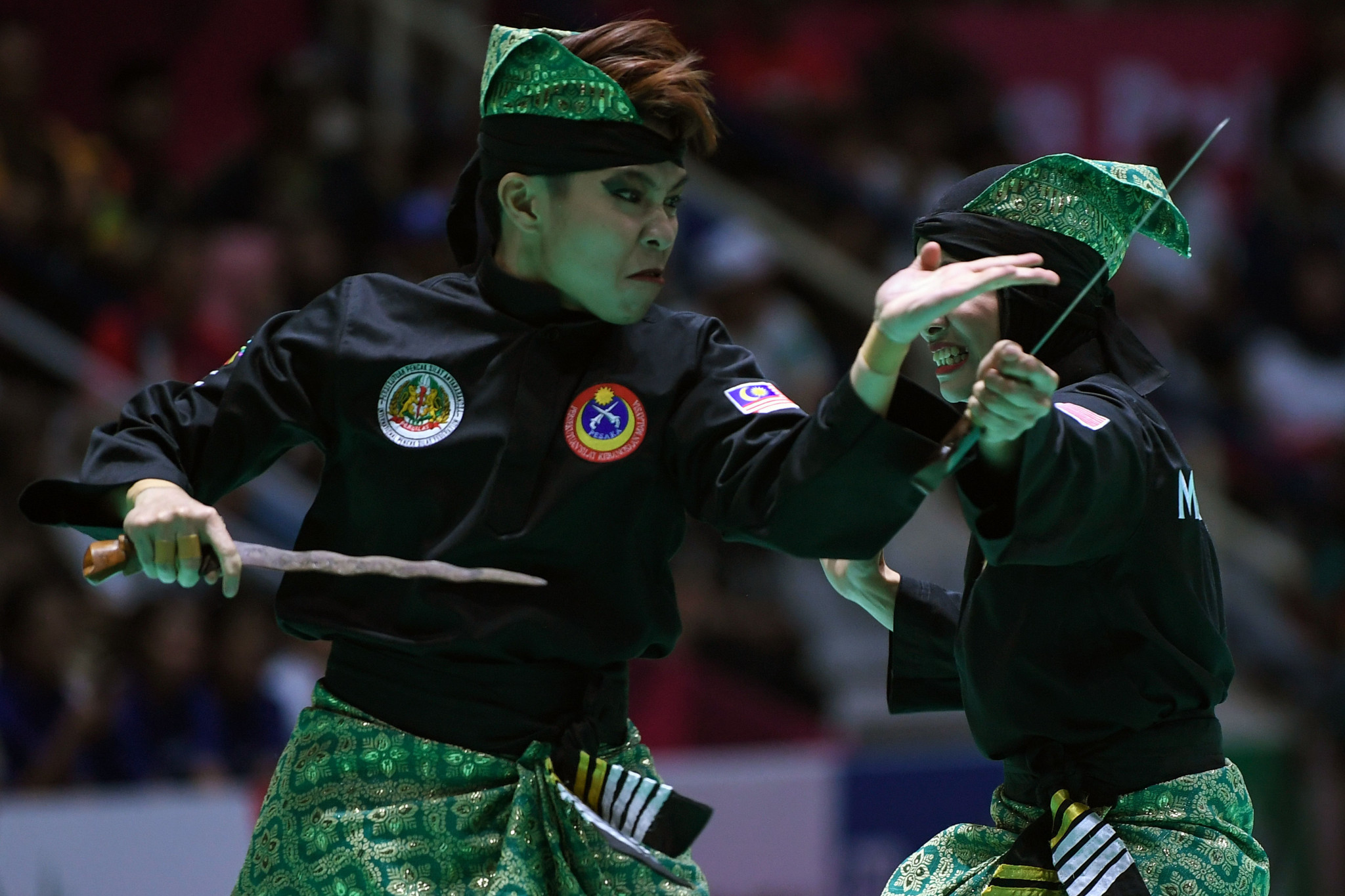 "The secretary general of the Jordan Olympic Committee, Nasser Majali, has suggested the medals Indonesia won in pencak silat here do not have ""true value"" ©Getty Images"