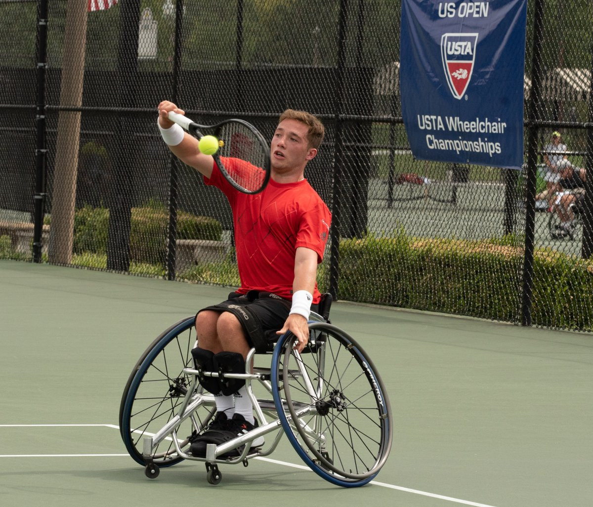 Houdet and Peifer win US Open Wheelchair Championships Super Series men's doubles final