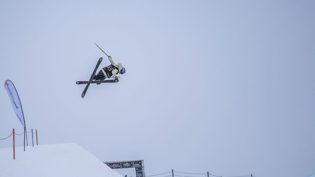 Estonia's Kelly Sildaru qualified for the final in style in New Zealand ©FIS