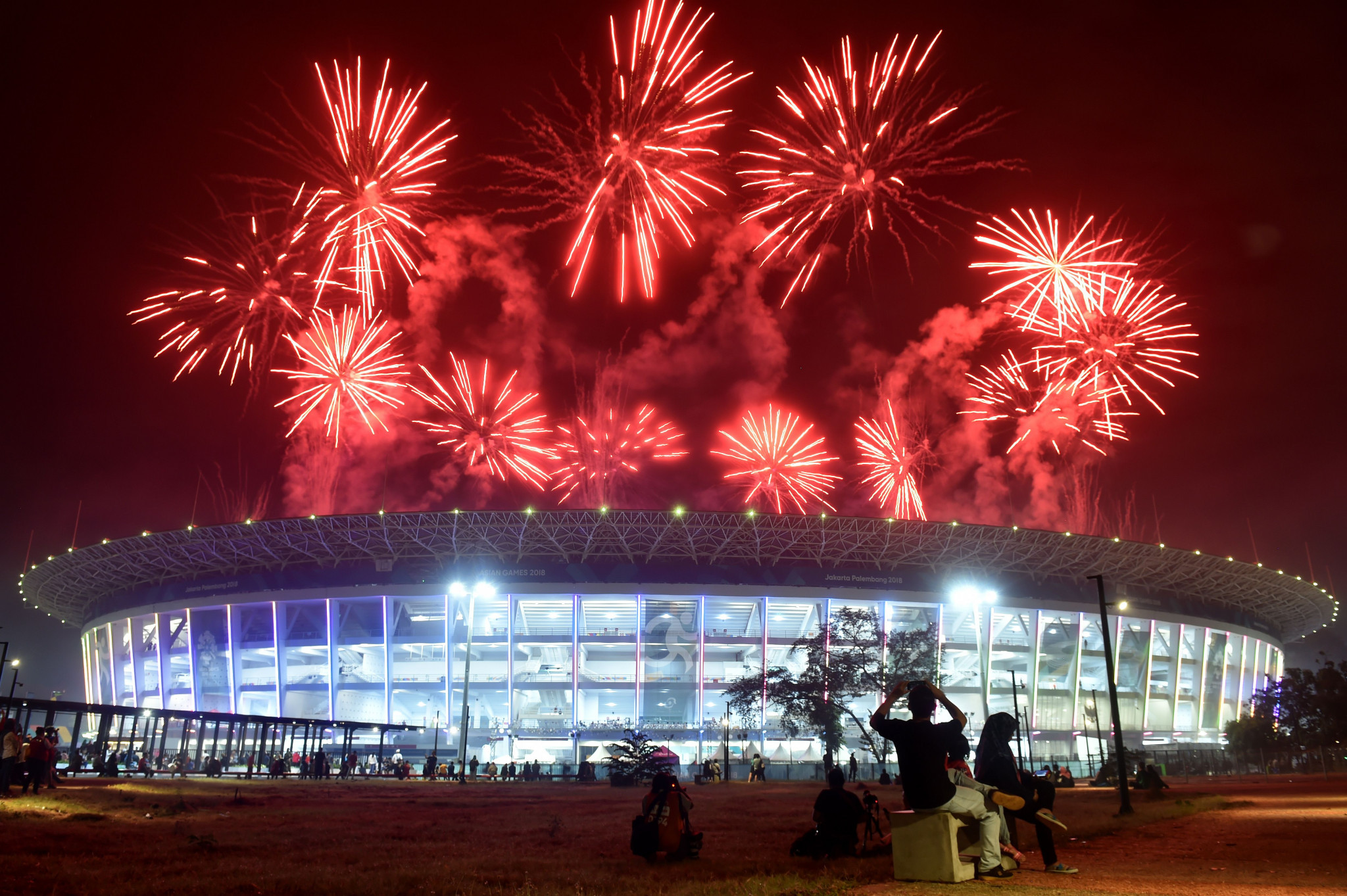 The 2018 Asian Games came to an end this evening with a spectacular Closing Ceremony at the Gelora Bung Karno Stadium in Jakarta ©Getty Images