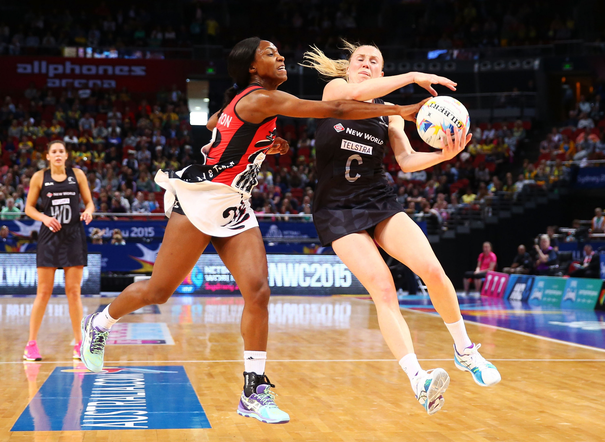 Trinidad and Tobago win Americas Netball World Cup qualifier