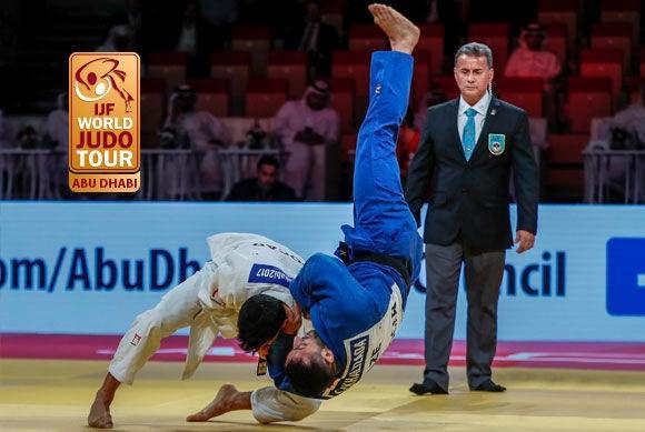IJF restore Abu Dhabi Grand Slam after restrictions on Israeli athletes lifted