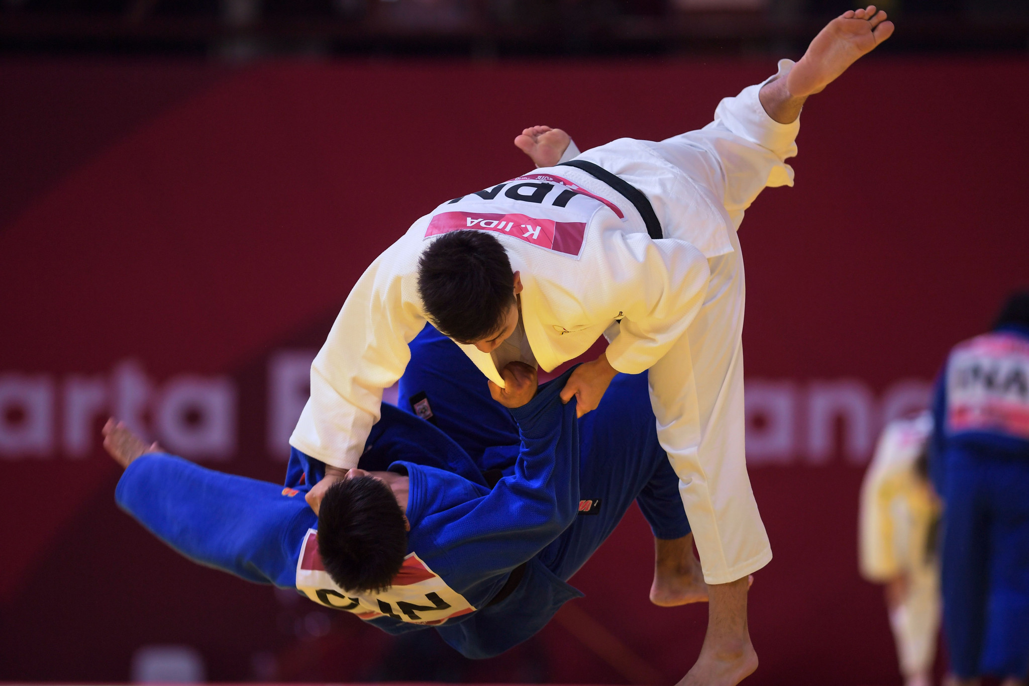The partnership between the IJF and the ITA starts immediately and runs until Tokyo 2020 ©Getty Images