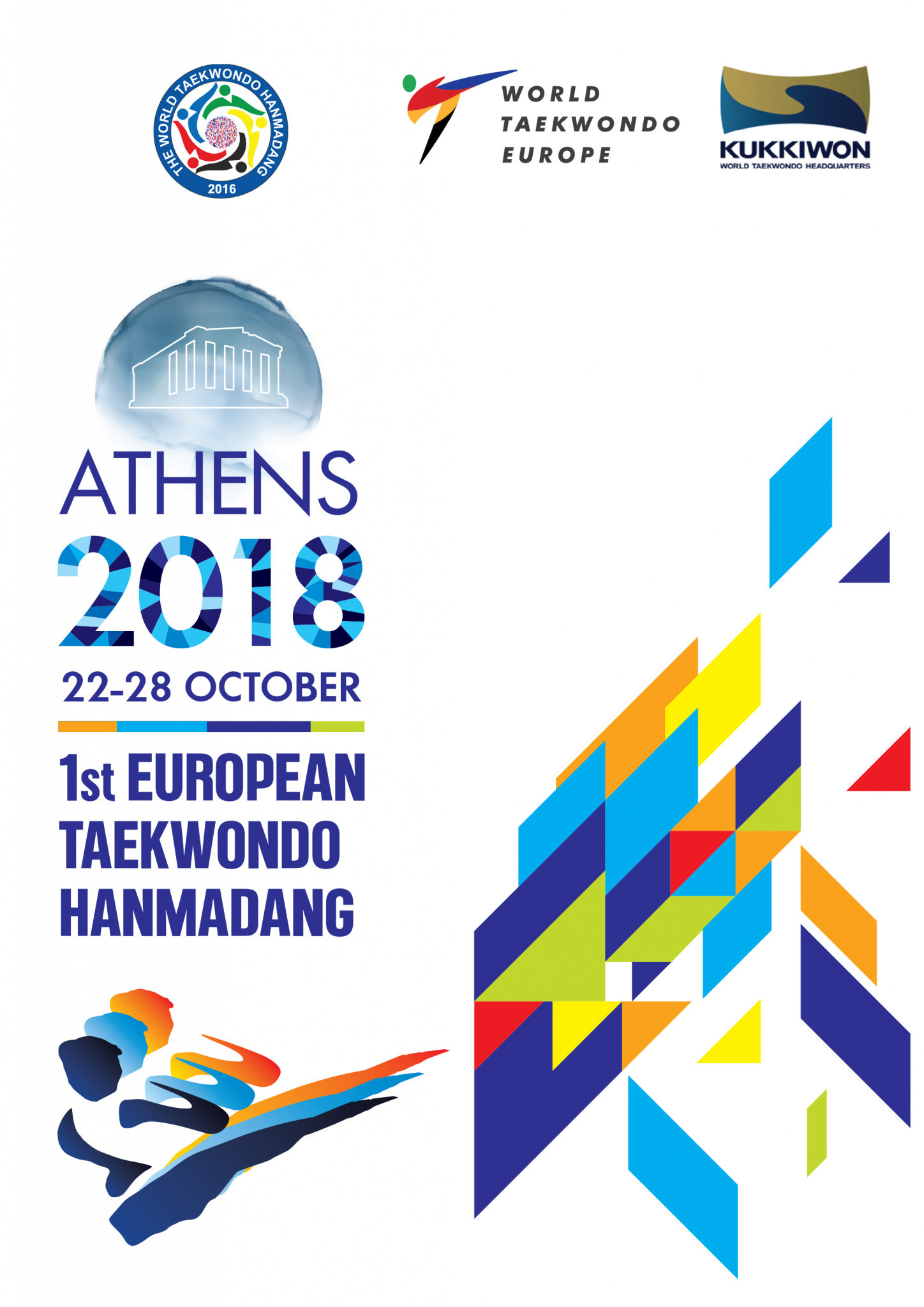 World Taekwondo Europe announce details of first Hanmadang festival